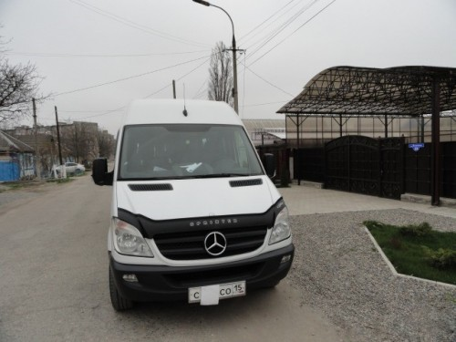 на фото: Mercedes-Benz Sprinter, 2007 г.в.