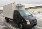 Ford Transit рефрижератор, б/у, 2013г.- Москва