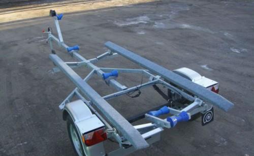 купить прицеп для лодки пвх в туле