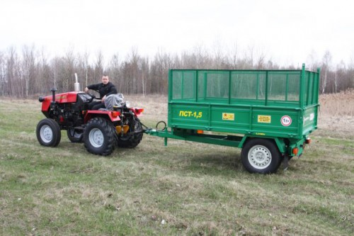Тракторы МТЗ б/у, погрузчики, коммунальная техника и.