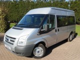Микроавтобус Ford Transit Shuttle Bus 19+3 SVO