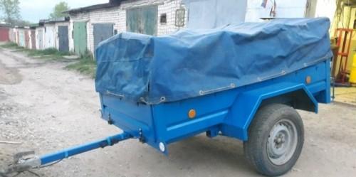 Прицеп для легкового автомобиля в тамбовской области
