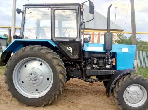 Продажа тракторов мтз 82 б у