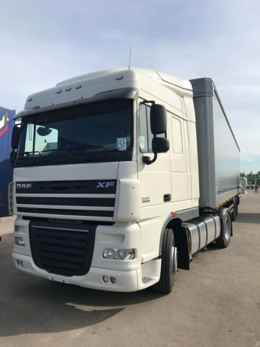 на фото: FT  XF105 Space Cab
